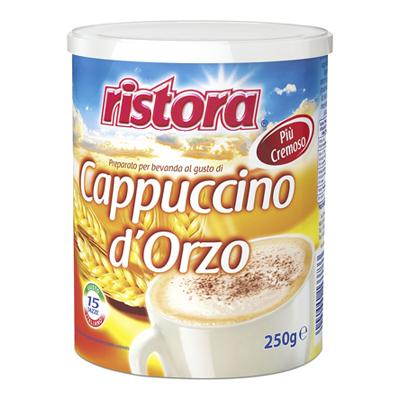 RISTORA CAPPUCCINO D'ORZO LATTINA GR.250